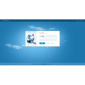 destoon5.0后台UI,精美后台模板 utf-8版